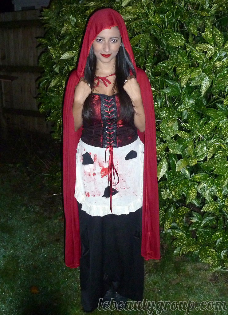 Costume Little Red Riding