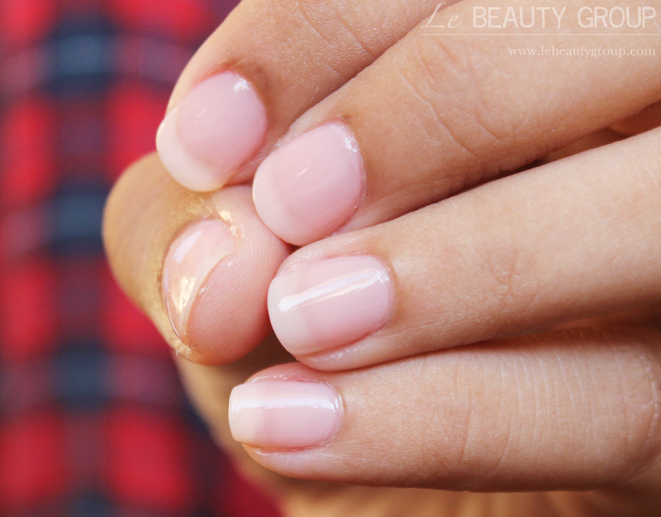 Can gel nails dry without a uv light
