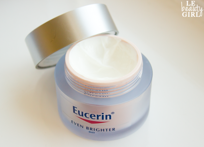 The Dream Team - Eucerin Even Brighter Day Cream