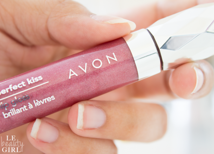Avon Perfect Kiss Lip Gloss in Kiss of a Rose