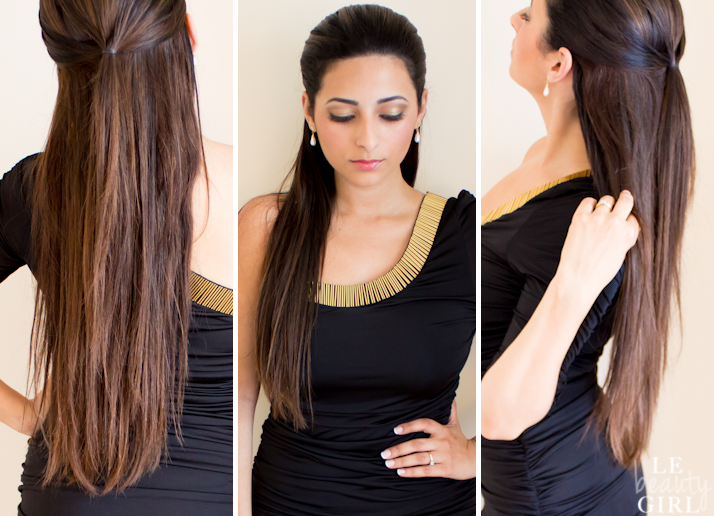 Lux Style Hair Extensions #2 Bark Brown