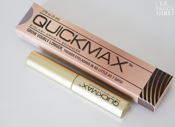 Lux Style Quickmax Eyelash Growth Serum