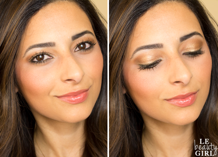 Summer Evening Makeup Tutorial: Sultry & Smokey Eye and Bronzed Skin