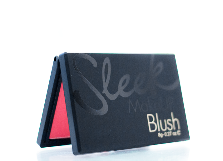 Sleek Blush in Flamingo Review & Swatches