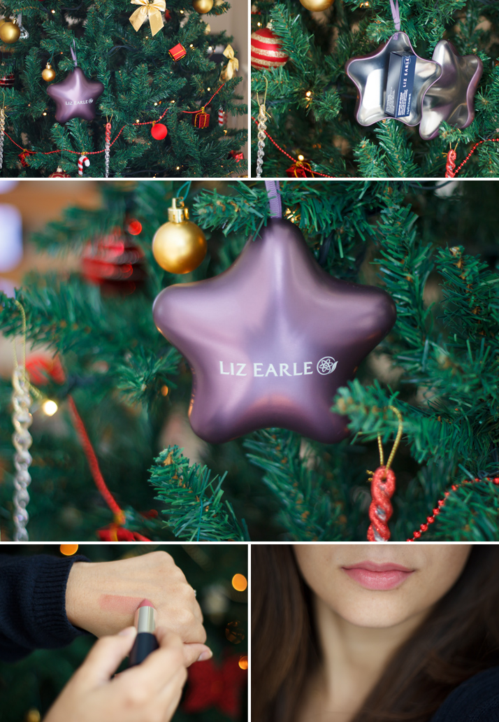 Liz-Earle-Christmas-Star-Tree-Decoration-With-Lipstick-10