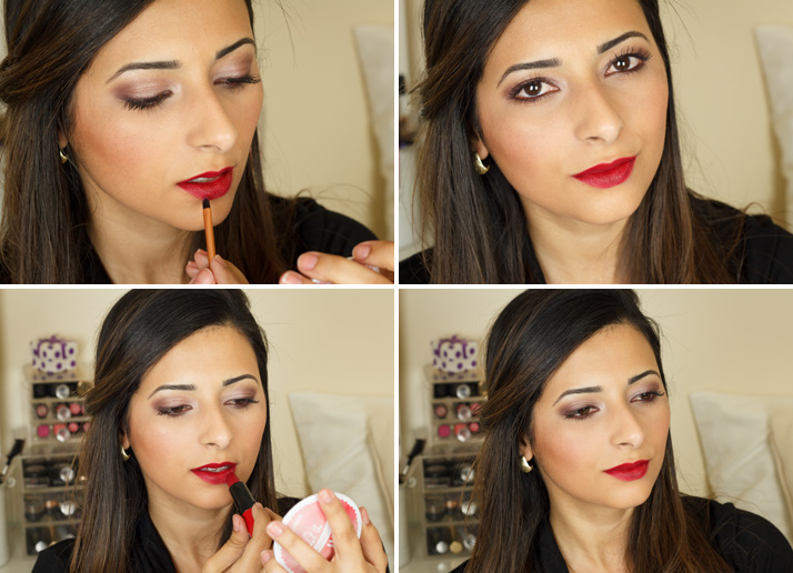 Rimmel Kate Lasting Finish Lipstick in #107