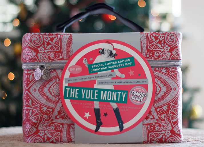 Soap & Glory The Yule Monty Christmas Gift Set 2013