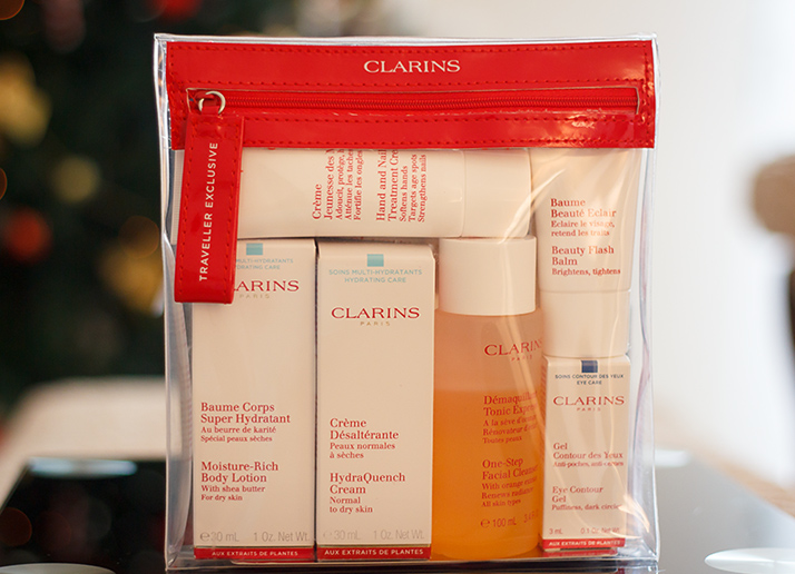 Clarins Sets Christmas