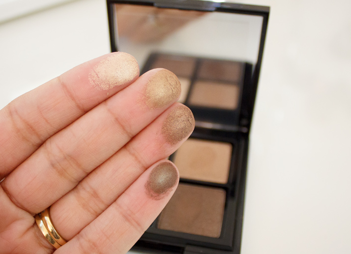 Clarins Mineral Palette in Odyssey (Review & Swatches)