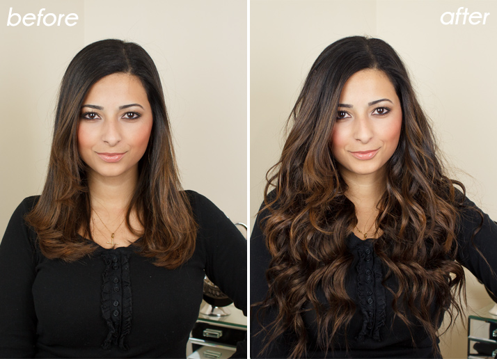 Laurens way hair extensions application tips for ombre hair laurens way clip in hair extensions pmusecretfo Choice Image