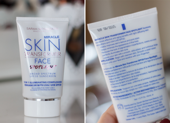 Miracle Skin Transformer Face Spotlight Review