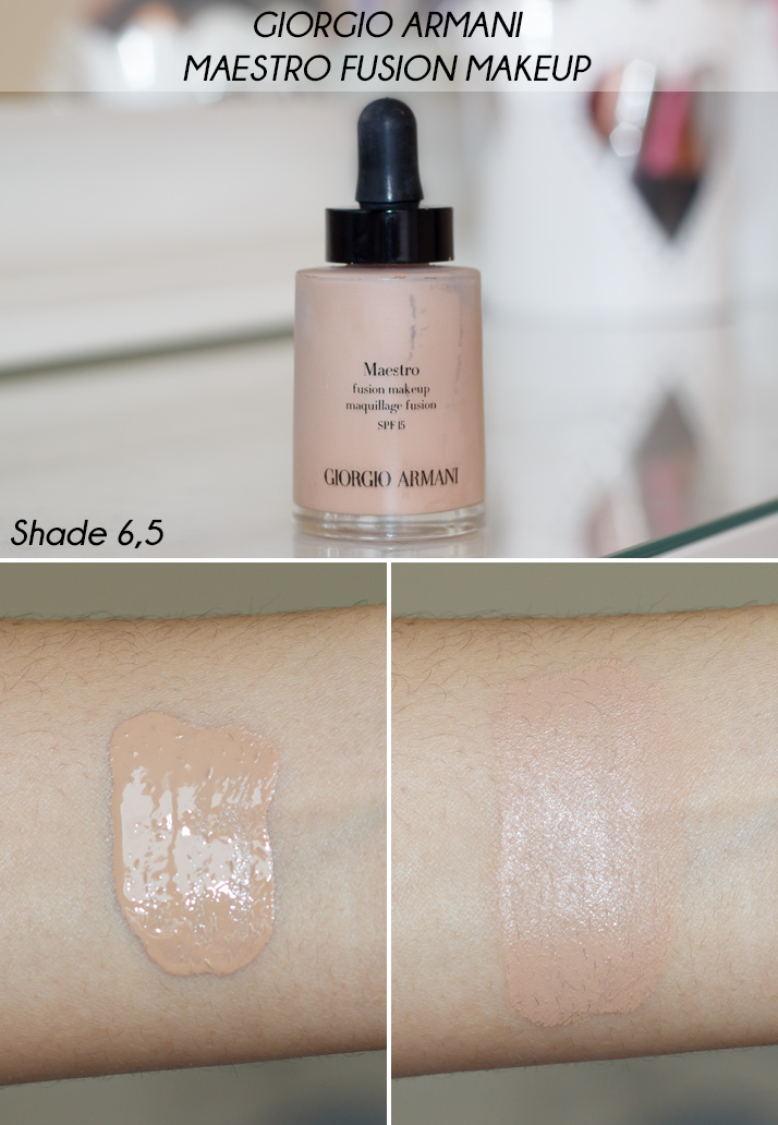 My Top 5 Foundations 2014 Updated