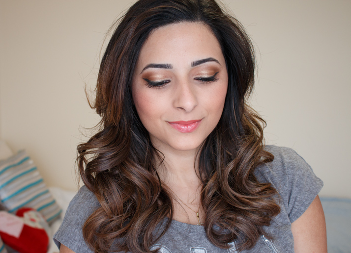 Glam Curls With Babyliss Pro Perfect Curl
