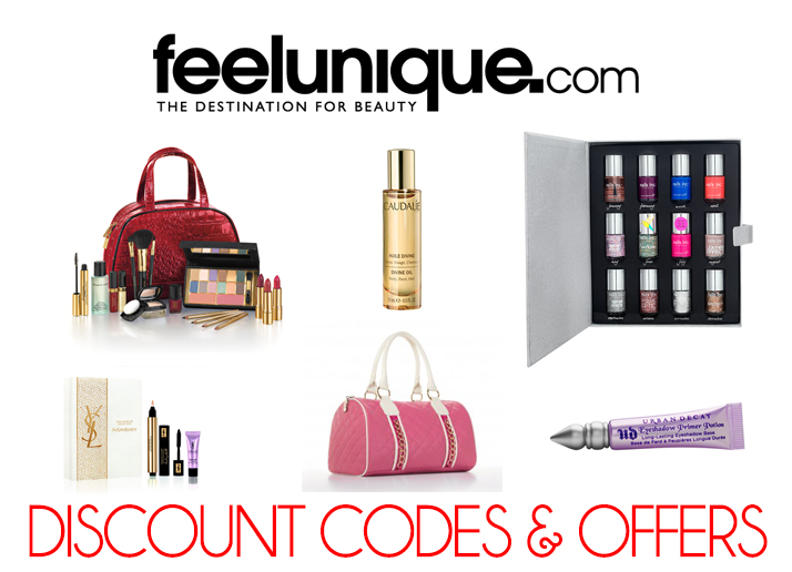 Feelunique Discount Codes Offers 2014