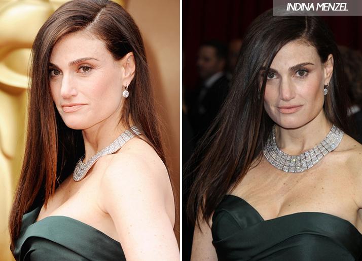 Oscars-2014-Red-Carpet-Makeup-Indina-Menzel