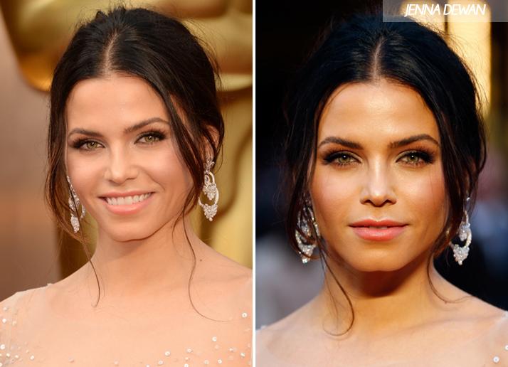 Oscars-2014-Red-Carpet-Makeup-Jenna-Dewan