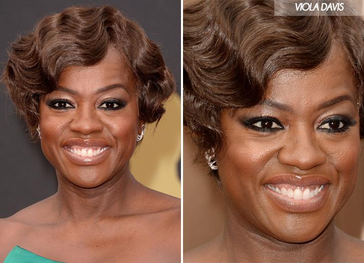 Oscars-2014-Red-Carpet-Makeup-Viola-Davis