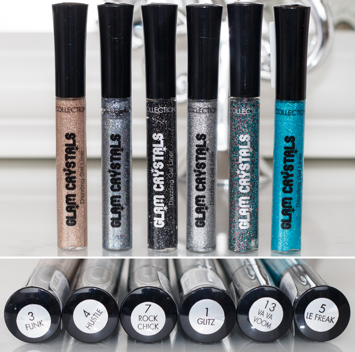 Collection Glam Crystals Dazzling Gel Liner